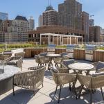 outdoor amenities